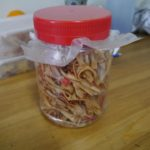 Fried Crab Stick recipe