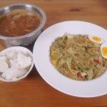 Lodeh Lontong Recipe Kuah Kacang and Ketupat